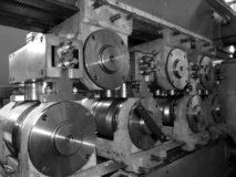 Profil Straightening Machine Bultmann / Dornieden (RV616)