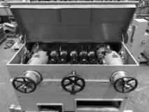 """Straightening and Polishing Machine """"Schumag"""" IIB (RV631)"""